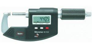 В чем преимущества электронных микрометров? фото
