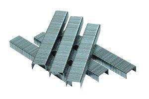 На фото - скобы для строительного степлера, ecdl.ru