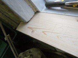 Фото самодельного подоконника из дерева, windownhand.blogspot.com