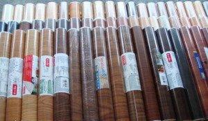 На фото - самоклеющаяся пленка для деревянного подоконника, slando.ua