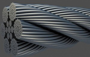 Фото плетения стального троса, gengruz.com