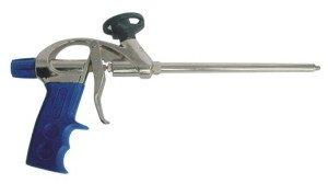 Фото пневмопистолета для напыления монтажной пены, polimerplus.info