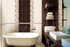 Фото про то, как выбрать плитку в ванную комнату, idi-k-nam.ru