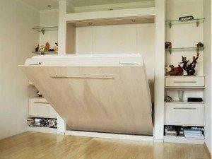 На фото - маленькая спальня дизайн интерьера, madryhyy3.tumblr.com