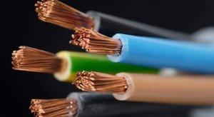 Фото медных проводов для электропроводки, elektroas.ru