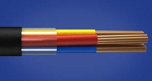Фото медного кабеля для электропроводки, samelectrik.ru