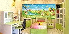 Фотообои в детскую комнату – сделаем сюрприз ребенку!
