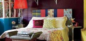 На фото - идеи дизайна маленькой спальни