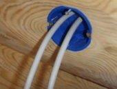 Фото - Скрытая проводка в деревянном доме – насколько она уместна?