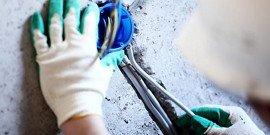 Скрытая электропроводка – советы мастеров