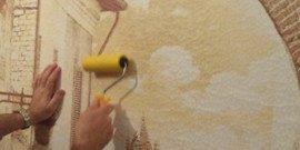 Фреска своими руками – мастер-класс для умельцев