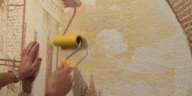 Фреска своими руками