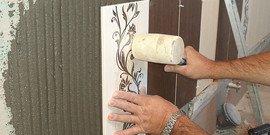 Технология облицовки стен керамической плиткой – поэтапно и подробно