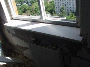 Фото подоконника из пластика, relit.ru