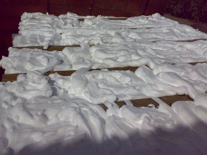 На фото - материалы для утепления стен снаружи , tat.1gs.ru