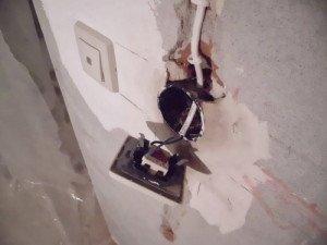 Фото ремонта выключателя, remrukami.blogspot.com