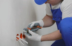 Фото ремонта розетки, podkluchenie-rozetki.ru