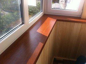 Фото балконного подоконника, balkonhelp.ru