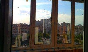 Фото замены окон на балконе, mtm-comfort.com.ua
