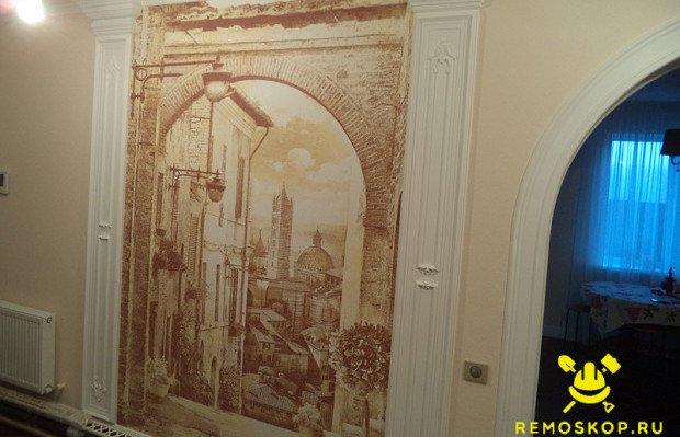 Готовая фреска