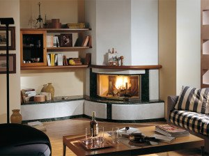 Электроимитация огня – безопасно, удобно и красиво фото