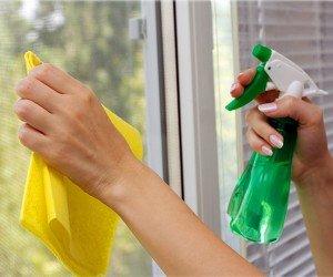 Фото про уход за пластиковыми окнами, oknagut.com