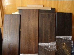 Установка деревянного подоконника – выбор и изготовление фото