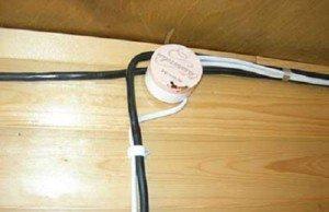 Наружная проводка – способы прокладки
