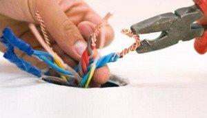 Фото ремонта электропроводки, postroy-sam.com
