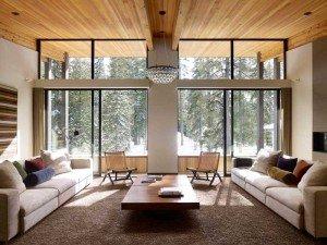 Высота подоконников в частном доме – пространство для экспериментов! фото