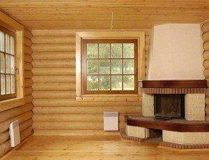 На фото - деревянный блок-хаус для внутренней отделки бани, izvagonki.ru