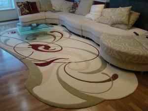 Фото про ковры в интерьере гостиной, studioampirdekor.ru