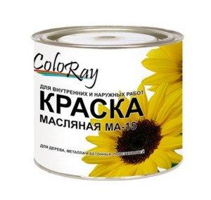 На фото - масляная краска для откосов, ibud.ua