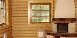 Блок-хаус для внутренней отделки – в чем его особенности?