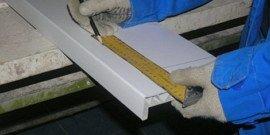 Чем покрасить пластиковый подоконник – от простого к сложному