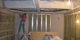Звукоизоляция квартиры в панельном доме – по силам каждому!