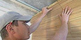 Стеновой паркет – оригинальная отделка стен