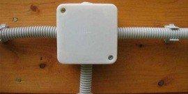 Труба ПВХ для электропроводки и другие способы «трубной доставки» электричества