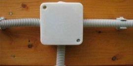 Фото - Труба ПВХ для электропроводки и другие способы «трубной доставки» электричества