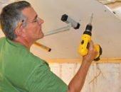 Фото - Звукоизоляция потолка в квартире – до ремонта и после!