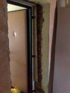Фото ужасных дверных откосов, poremontu.ru
