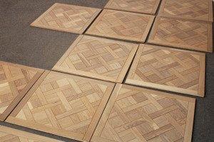 Тротуарная плитка – паркет 300х300х30