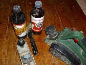 Реставрация старого паркета – циклевка или шлифование фото