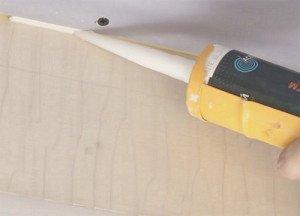Фото акустического герметика для звукоизоляции потолка, womanadvice.ru