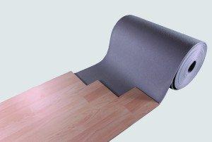 Фото звукоизоляционной подложки под ламинат, 13464.ua.all.biz