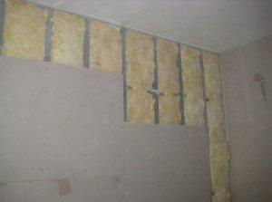Как сделать звукоизоляцию стены – тонкие материалы