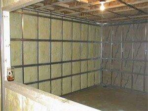 Звукоизоляция кирпичной стены – оптимальное решение фото