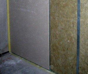 Материалы для звукоизоляции – в условиях влажности