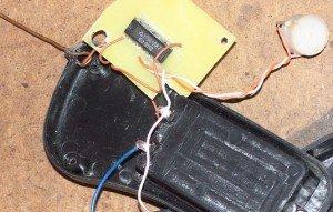 На фото - детектор скрытой проводки своими руками, kazus.ru