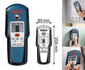 Фото профессионального детектора поиска скрытой проводки, levsha.shop.by